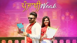 Punjabi Weak – Sahil K Download Song