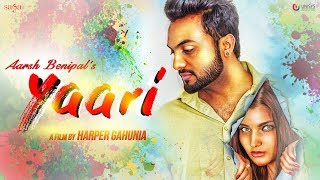 Aarsh Benipal Yaari Download Mp3
