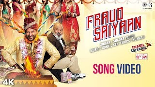Fraud Saiyaan Title Track Shadab Faridi Mp3 Song Download