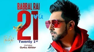 21va Babbal Rai Ft.Gurlez Akhtar Download Mp3 Song