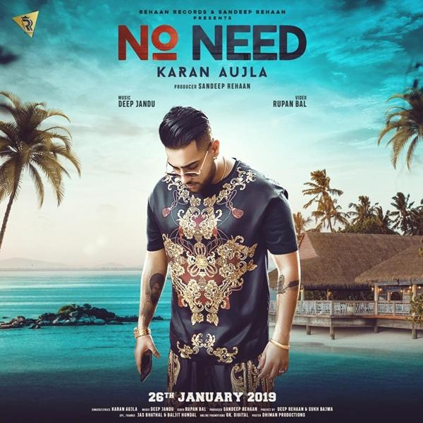 No Need Full Punjabi Mp3 Song Download: No Need Original Karan Aujla Mp3 Song Download