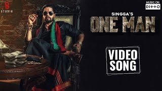 One Man – Singga Download Mp3 Song