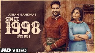 Since 1998 Joban Sandhu Download Mp3 Song