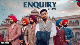Enquiry Shavi Download Mp3 Song
