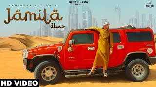 Maninder Buttar – JAMILA Download Mp3 Song