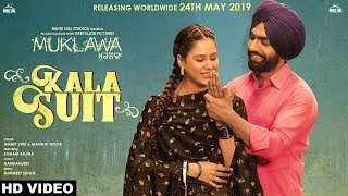KALA SUIT – Ammy Virk & Mannat Noor Download Mp3 Song