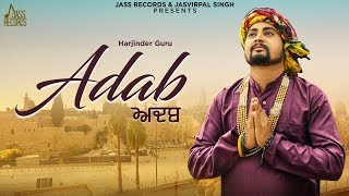 Adab – Harjinder Guru Download Mp3 Song