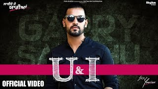 You & I - Garry Sandhu Mp3 Song Download