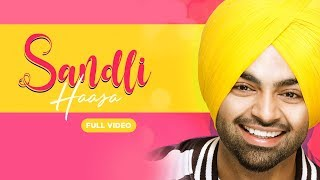 Jordan Sandhu - Sandli Haasa Mp3 Song Download