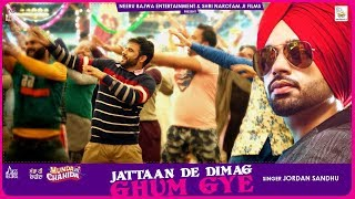 Jattaan De Dimag Ghum Gye - Jordan Sandhu Download Mp3
