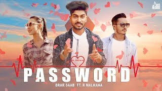 Password – Brar Saab Ft. R Malkana Download Mp3 Song