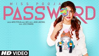 Password - Miss Pooja Download Mp3 Song