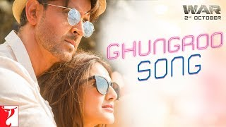 Ghungroo Song - War - Hrithik Roshan Arijit Singh Shilpa Rao Download Mp3 Song