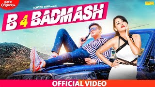 Badmash - Chirag Thakur Latest Haryanvi Song