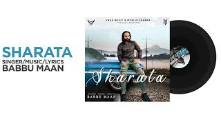 Sharata - Babbu Maan Download Mp3 Song