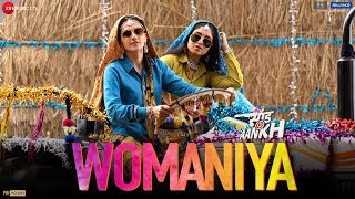 Womaniya - Saand Ki Aankh - Vishal Dadlani Vishal Mishra Download Mp3 Song