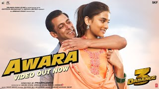 Dabangg 3 Awara Mp3 Song Salman Ali Muskaan