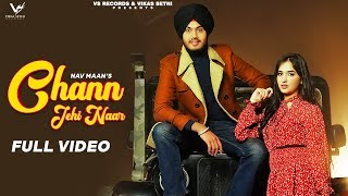Chan Jehi Naar Mp3 Song Nav Maan Ft Ravneet Kaur
