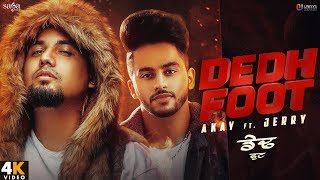 Dedh Futte Sand Mp3 Song Akay Ft Jerry