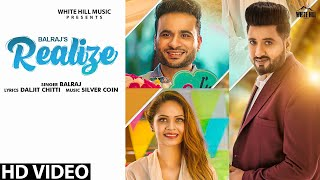 Realize Balraj Download Mp3 Song