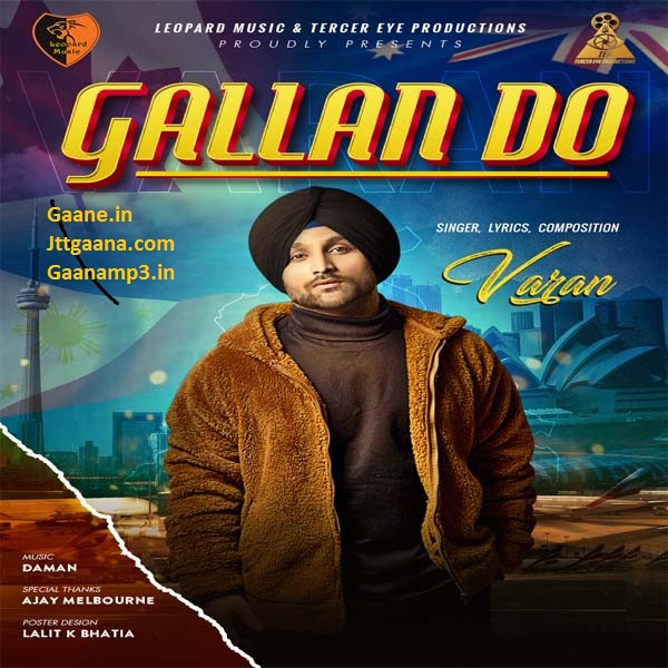 Do Gallan mp3 song download by Varun