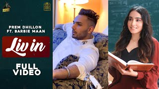 Prem Dhilon ft. Barbie Maan Mp3 Liv In Punjabi Song 2020