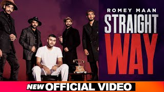Romey Maan Mp3 Straight Way Punjabi Song 2020