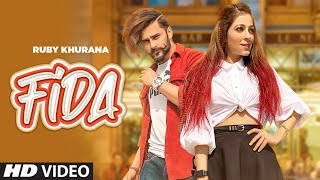 Fida Mp3 Song Ruby Khurana Download