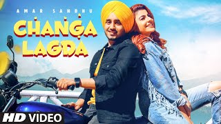 Changa Lagda Mp3 Song Amar Sandhu Download