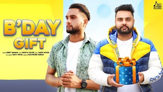 B Day Gift Mp3 Song By Deep Gagan Download